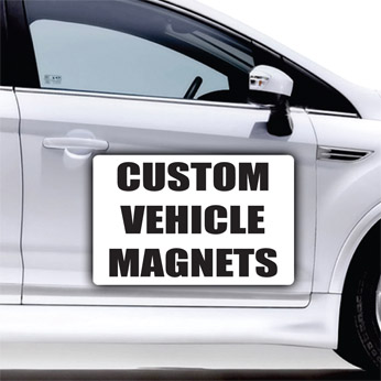 Car Door Magnet Pair